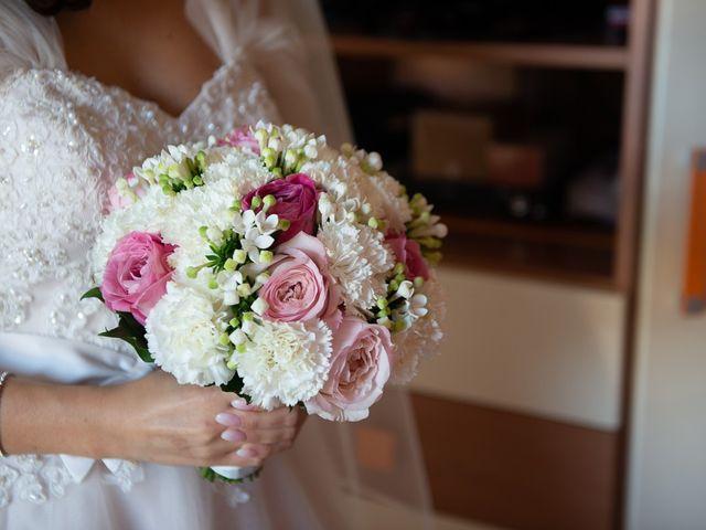 Il matrimonio di Stefano e Stefania a Besozzo, Varese 11