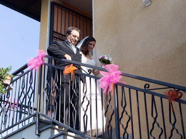 Il matrimonio di Stefano e Stefania a Besozzo, Varese 12