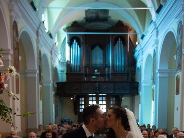 Il matrimonio di Stefano e Stefania a Besozzo, Varese 22