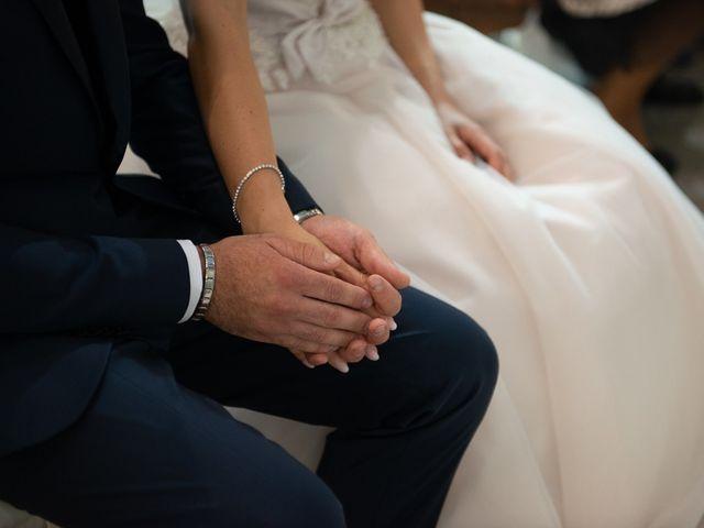 Il matrimonio di Stefano e Stefania a Besozzo, Varese 23