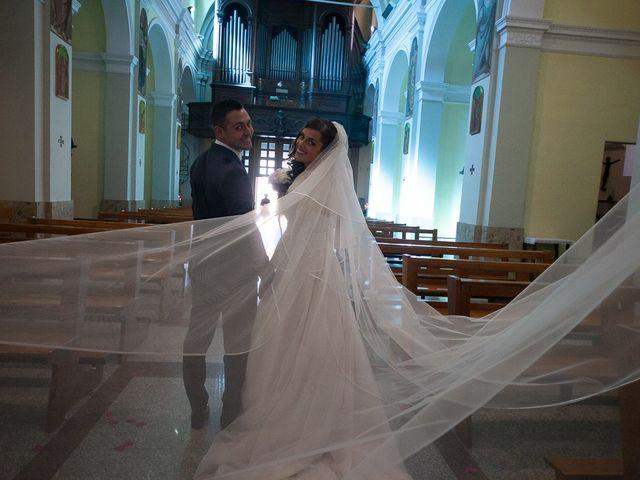 Il matrimonio di Stefano e Stefania a Besozzo, Varese 25