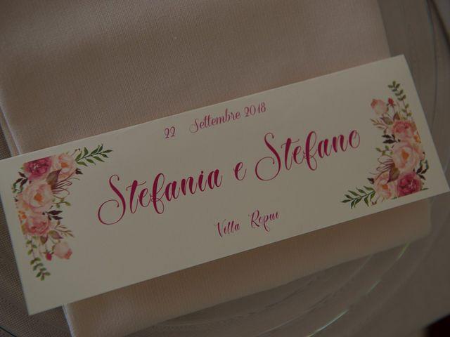 Il matrimonio di Stefano e Stefania a Besozzo, Varese 38
