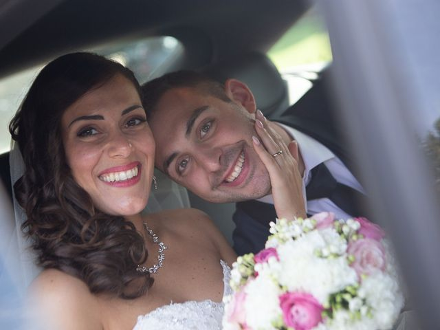 Il matrimonio di Stefano e Stefania a Besozzo, Varese 48