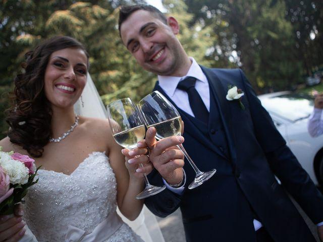 Il matrimonio di Stefano e Stefania a Besozzo, Varese 49