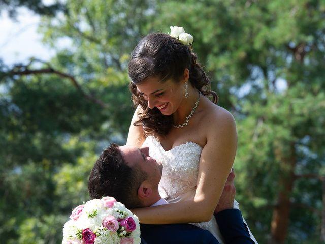 Il matrimonio di Stefano e Stefania a Besozzo, Varese 51