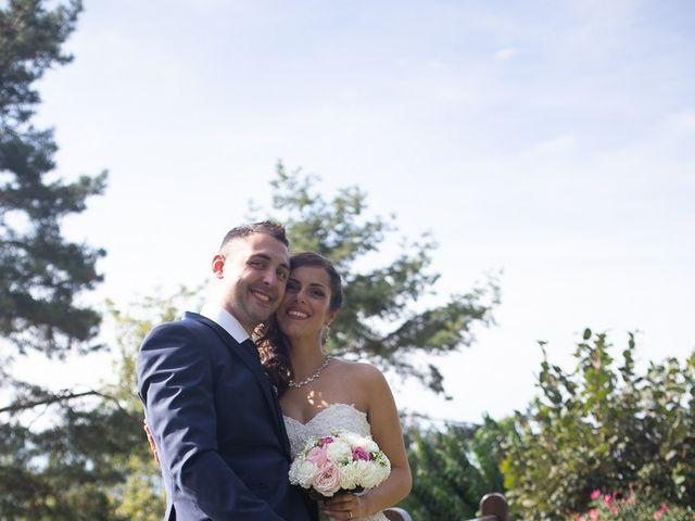 Il matrimonio di Stefano e Stefania a Besozzo, Varese 52