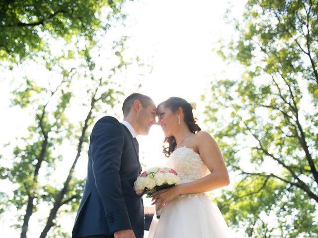 Il matrimonio di Stefano e Stefania a Besozzo, Varese 54