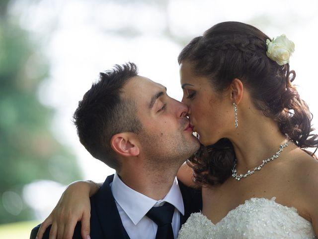 Il matrimonio di Stefano e Stefania a Besozzo, Varese 55