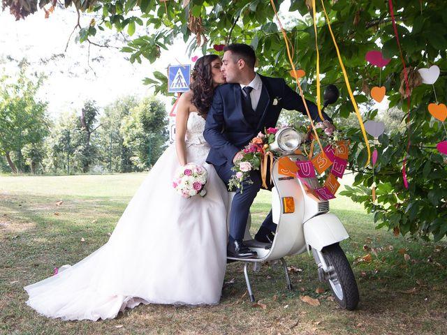 Il matrimonio di Stefano e Stefania a Besozzo, Varese 2