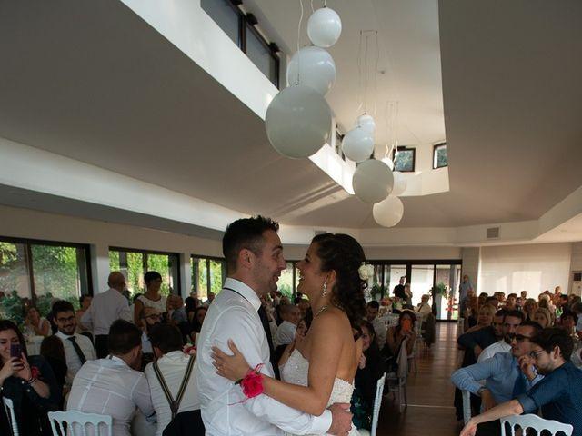 Il matrimonio di Stefano e Stefania a Besozzo, Varese 58