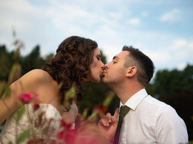 Il matrimonio di Stefano e Stefania a Besozzo, Varese 64