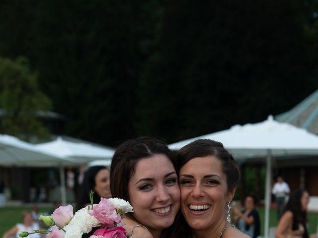Il matrimonio di Stefano e Stefania a Besozzo, Varese 70