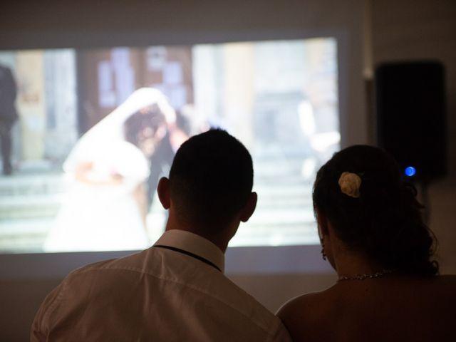 Il matrimonio di Stefano e Stefania a Besozzo, Varese 71