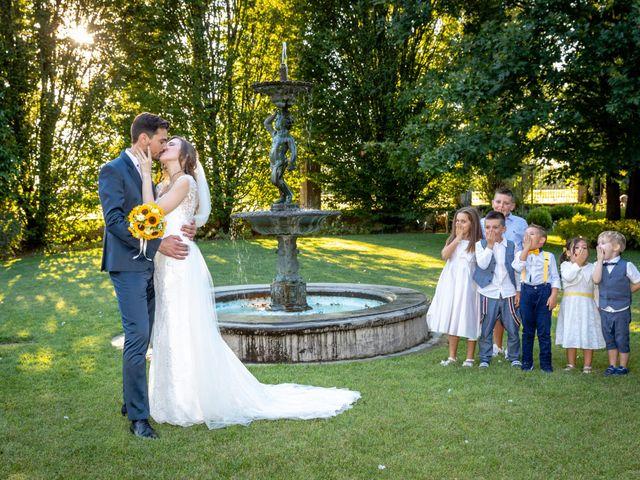 Le nozze di Anna e Stefano
