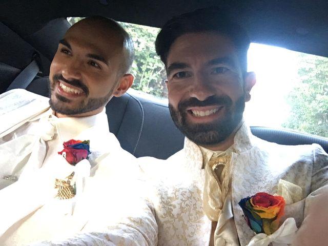 Le nozze di Antonio e Alessandro