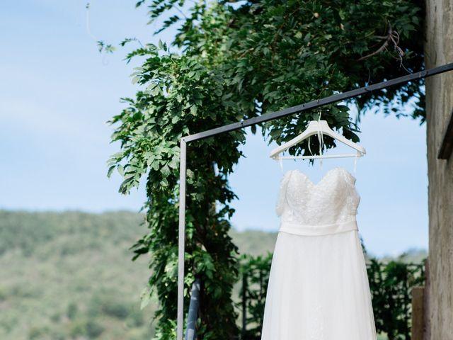 Il matrimonio di Fanny e Julien a Pontremoli, Massa Carrara 3