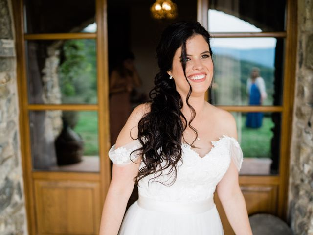 Il matrimonio di Fanny e Julien a Pontremoli, Massa Carrara 2