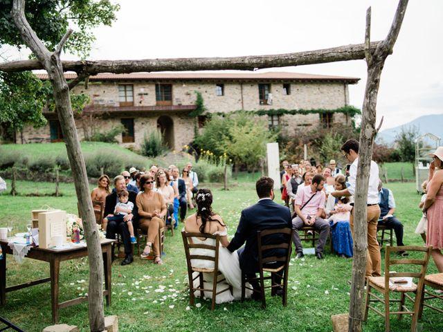 Il matrimonio di Fanny e Julien a Pontremoli, Massa Carrara 8