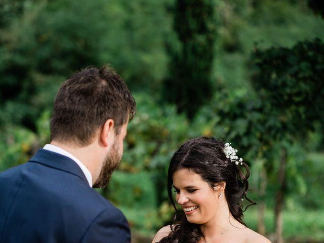Il matrimonio di Fanny e Julien a Pontremoli, Massa Carrara 9