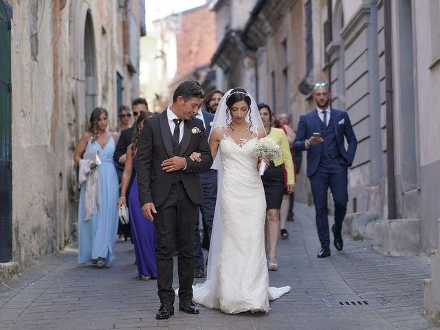 Il matrimonio di Mauro e Michela a Pisticci, Matera 8