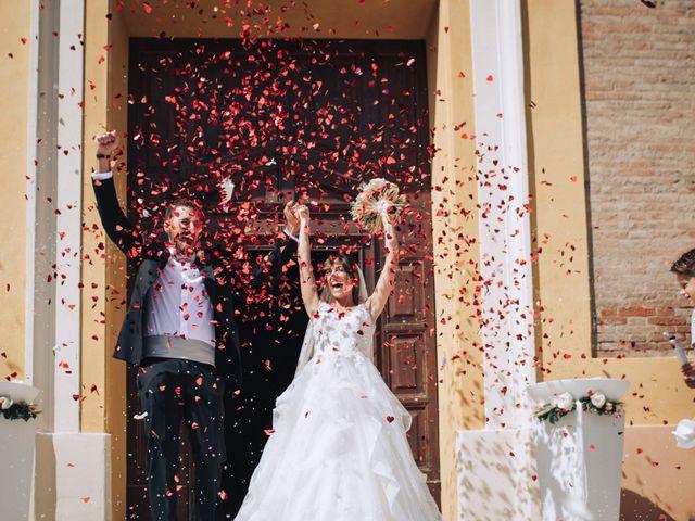 Il matrimonio di Federico e Giulia a Modena, Modena 33