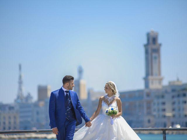 Il matrimonio di Anna e Domenico a Bari, Bari 25