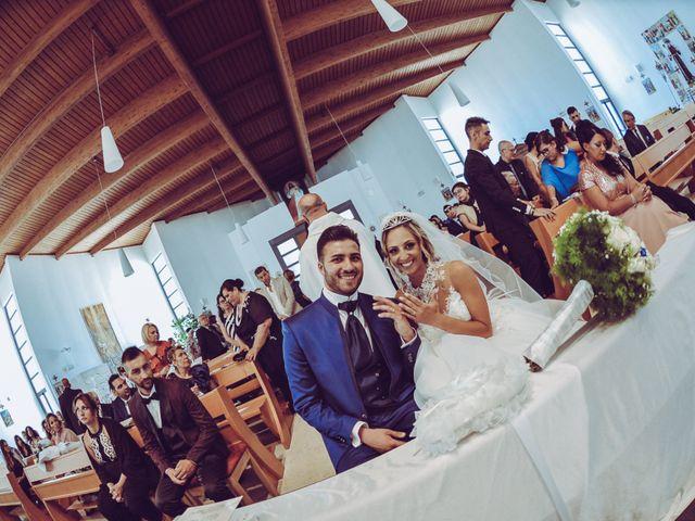 Il matrimonio di Anna e Domenico a Bari, Bari 34