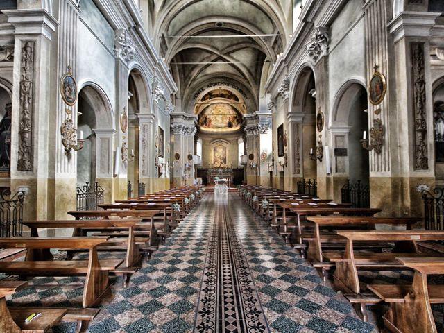 Il matrimonio di Daniele e Marta a Quattro Castella, Reggio Emilia 11