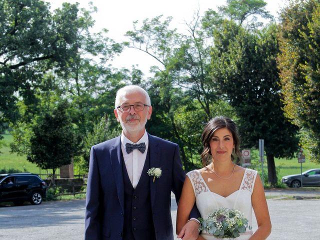 Il matrimonio di Daniele e Marta a Quattro Castella, Reggio Emilia 15