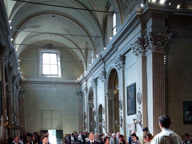 Il matrimonio di Daniele e Marta a Quattro Castella, Reggio Emilia 17