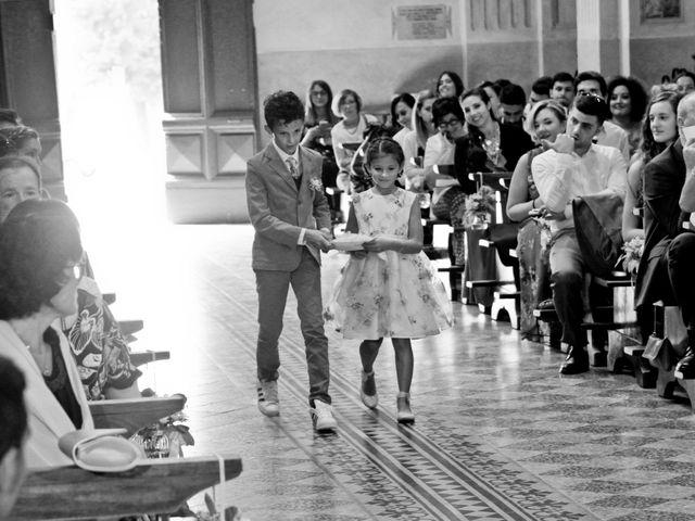 Il matrimonio di Daniele e Marta a Quattro Castella, Reggio Emilia 25