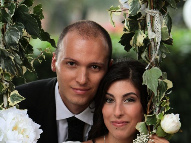 Il matrimonio di Daniele e Marta a Quattro Castella, Reggio Emilia 33