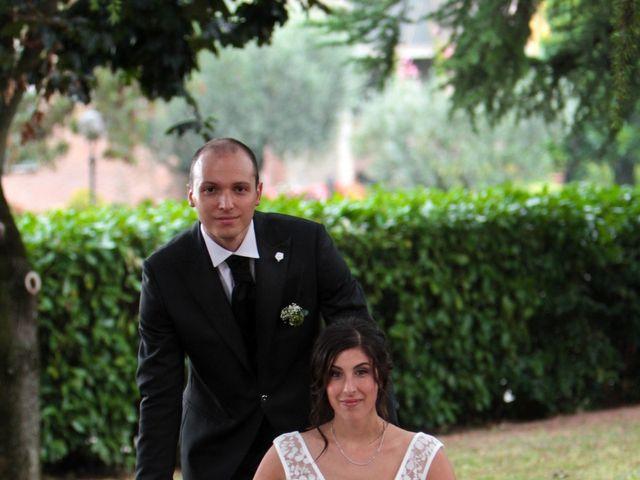 Il matrimonio di Daniele e Marta a Quattro Castella, Reggio Emilia 34