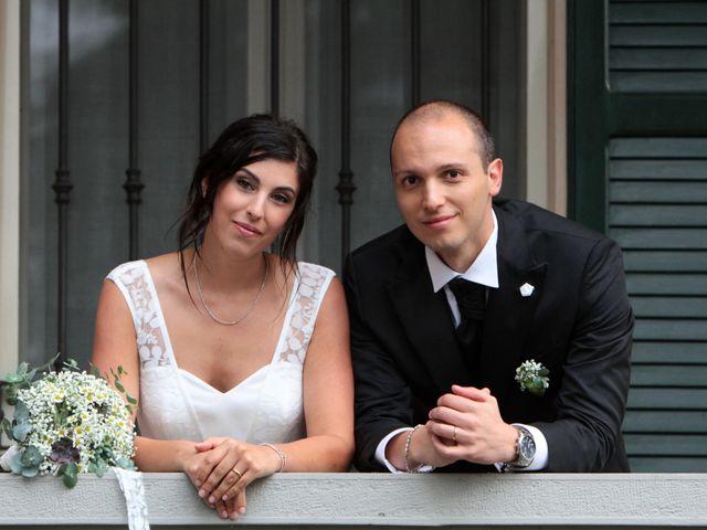 Il matrimonio di Daniele e Marta a Quattro Castella, Reggio Emilia 40