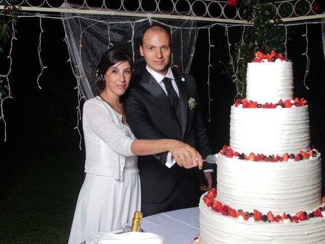 Il matrimonio di Daniele e Marta a Quattro Castella, Reggio Emilia 45