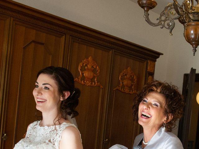 Il matrimonio di Riccardo e Erika a Castel d'Azzano, Verona 8