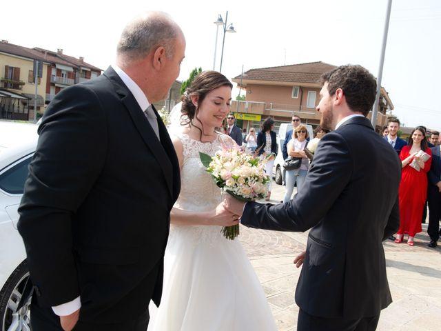 Il matrimonio di Riccardo e Erika a Castel d'Azzano, Verona 13