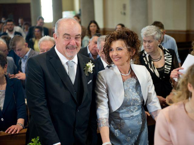 Il matrimonio di Riccardo e Erika a Castel d'Azzano, Verona 15