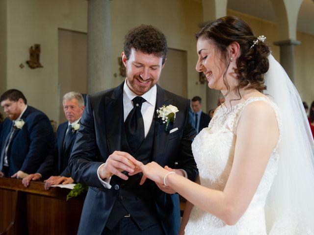 Il matrimonio di Riccardo e Erika a Castel d'Azzano, Verona 17