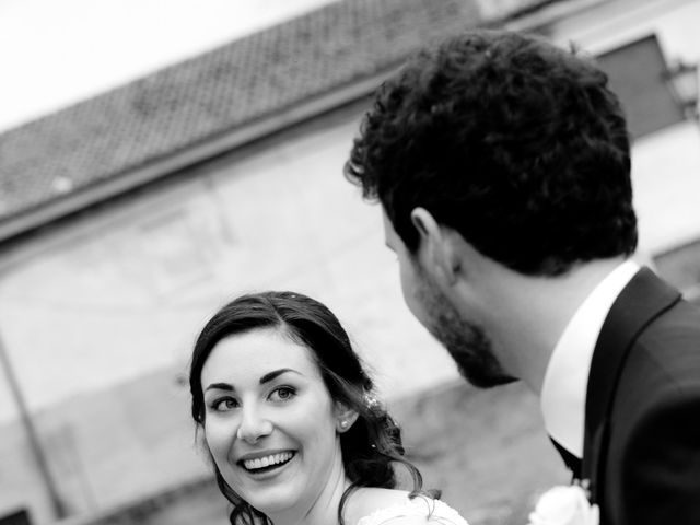Il matrimonio di Riccardo e Erika a Castel d'Azzano, Verona 2