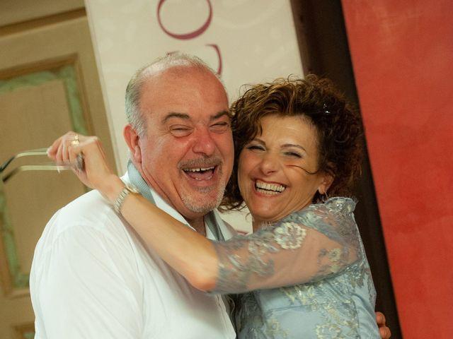 Il matrimonio di Riccardo e Erika a Castel d'Azzano, Verona 26