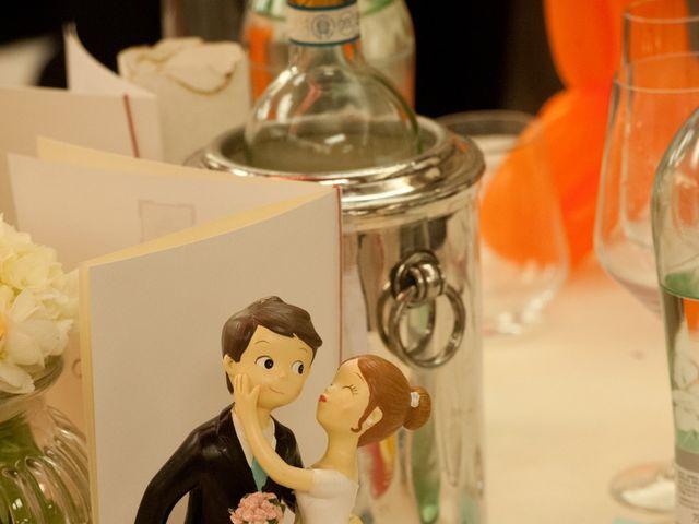 Il matrimonio di Riccardo e Erika a Castel d'Azzano, Verona 29