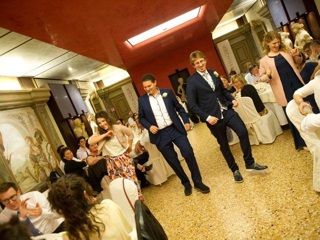 Il matrimonio di Riccardo e Erika a Castel d'Azzano, Verona 30