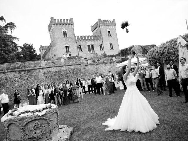 Il matrimonio di Riccardo e Erika a Castel d'Azzano, Verona 33