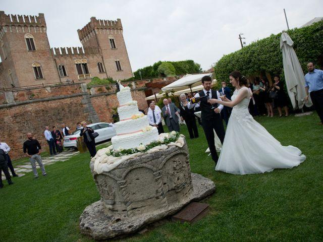 Il matrimonio di Riccardo e Erika a Castel d'Azzano, Verona 34