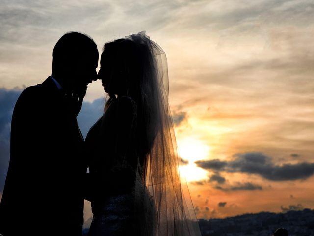 Il matrimonio di Giuseppe e Kristina a Napoli, Napoli 1