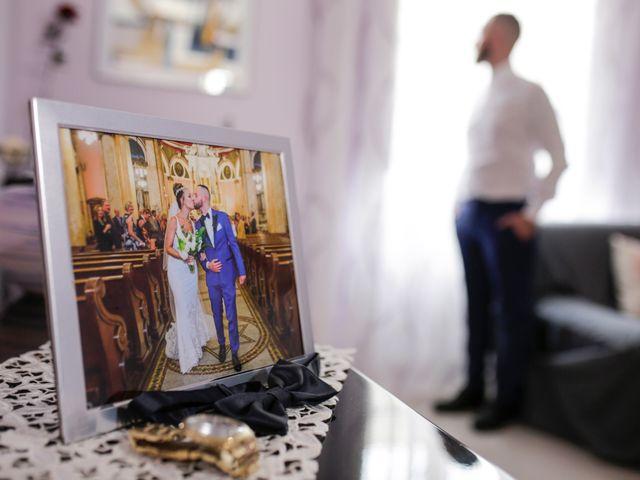 Il matrimonio di Giuseppe e Kristina a Napoli, Napoli 2