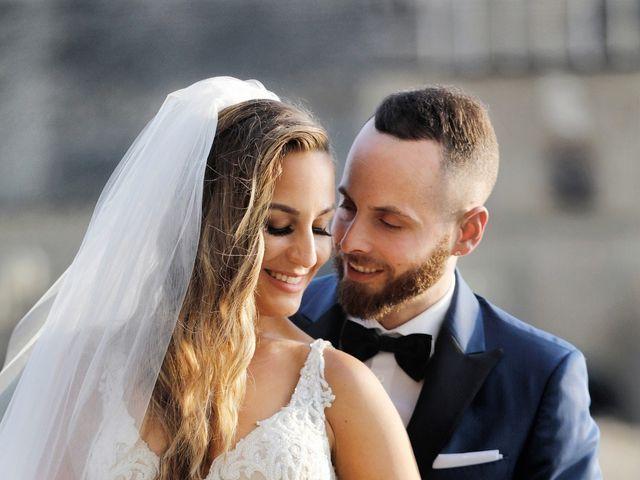 Il matrimonio di Giuseppe e Kristina a Napoli, Napoli 23