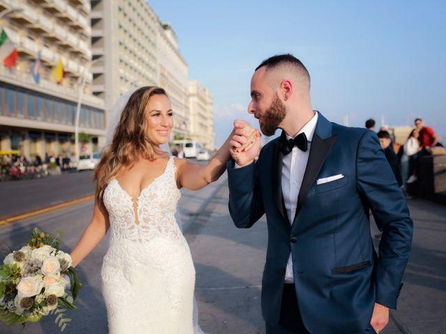 Il matrimonio di Giuseppe e Kristina a Napoli, Napoli 24