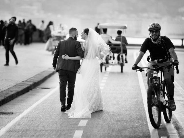 Il matrimonio di Giuseppe e Kristina a Napoli, Napoli 25